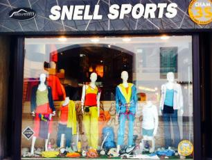 The Snell Sports showcase