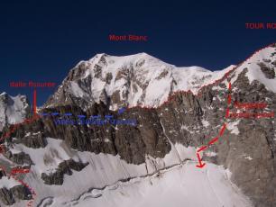 Tour Ronde (3792 m)