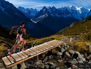 Chamonix Trail Running