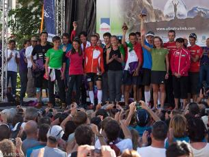 The Ultra-Trail of Mont-Blanc (UTMB®) - UTMB podium