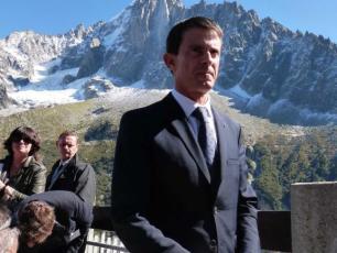 Le Premier Ministre, Manuel Valls