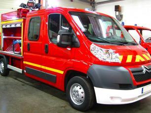 VPI - Emergency Response Vehicle. photo source : www.hvi-vehicule-incendie.fr