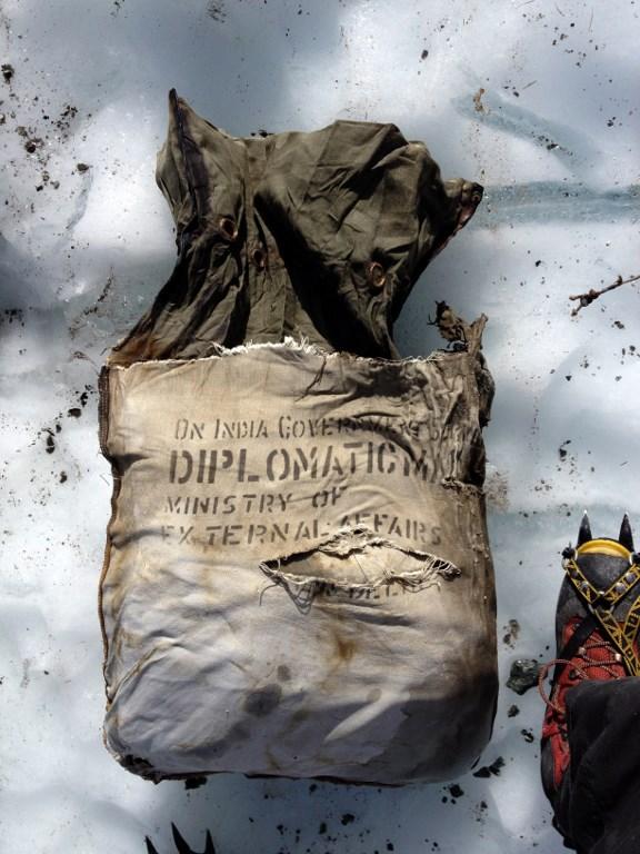 Le trésor du glacier des Bossons et l'alpiniste français qui le réclame