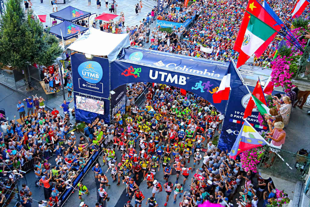 The UTMB® has not been cancelled yet.