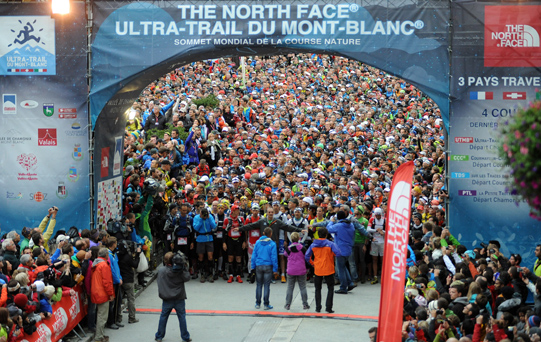 From December 17th 2014 to January 6th 2015 - UTMB Registrations