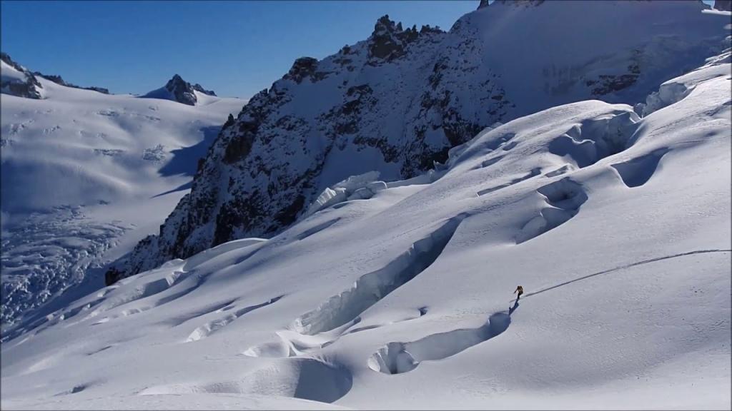 Vallee Blanche Chamonix Ski Guide